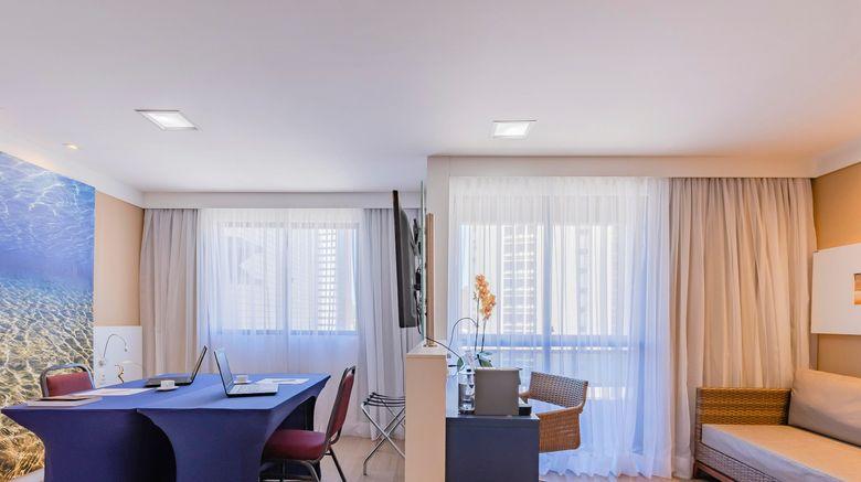 "<b>Mercure Apartments Fortaleza Meireles Meeting</b>. Images powered by <a href=""https://leonardo.com/"" title=""Leonardo Worldwide"" target=""_blank"">Leonardo</a>."