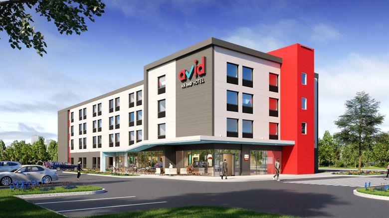 "avid hotel Bentonville-Rogers Exterior. Images powered by <a href=""http://www.leonardo.com"" target=""_blank"" rel=""noopener"">Leonardo</a>."