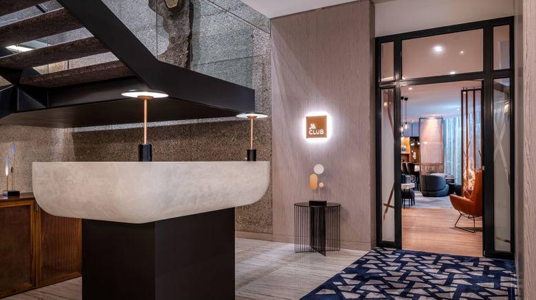 "Zurich Marriott Hotel Exterior. Images powered by <a href=""http://www.leonardo.com"" target=""_blank"" rel=""noopener"">Leonardo</a>."