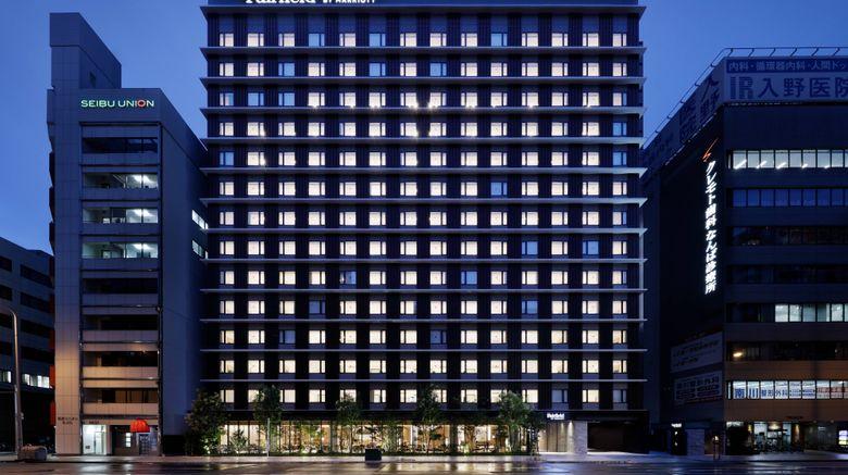 "Fairfield by Marriott Osaka Namba Exterior. Images powered by <a href=""http://www.leonardo.com"" target=""_blank"" rel=""noopener"">Leonardo</a>."