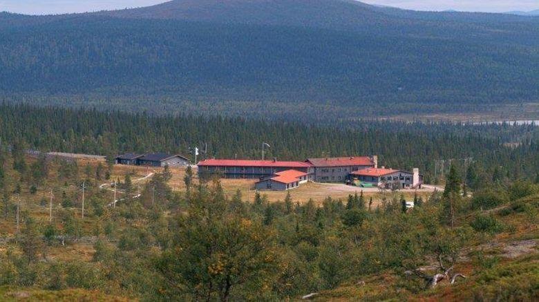 "Lapland Hotel Pallas Exterior. Images powered by <a href=""http://www.leonardo.com"" target=""_blank"" rel=""noopener"">Leonardo</a>."