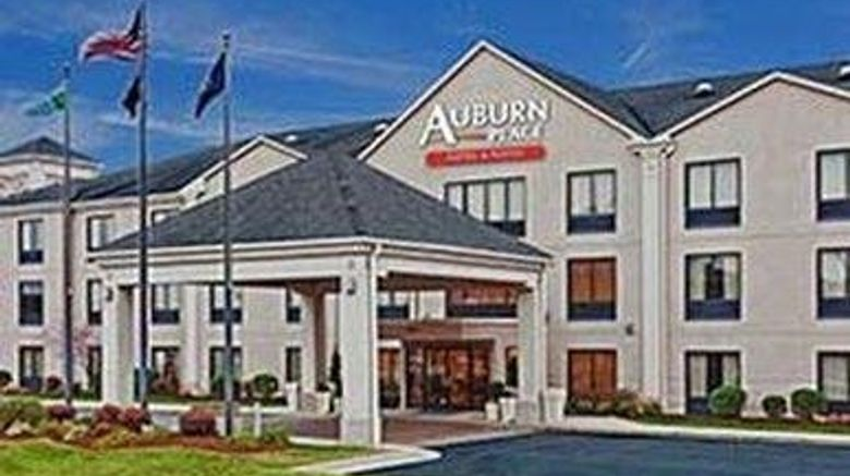 """Auburn Place Hotel  and  Suites Exterior. Images powered by <a href=""""http://www.leonardo.com"""" target=""""_blank"""" rel=""""noopener"""">Leonardo</a>."""