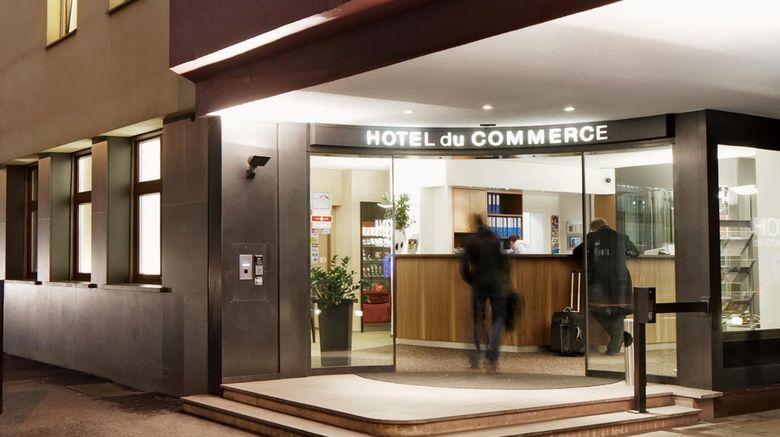 "Du Commerce Hotel Exterior. Images powered by <a href=""http://www.leonardo.com"" target=""_blank"" rel=""noopener"">Leonardo</a>."