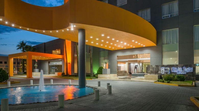 "Real Inn Torreon Exterior. Images powered by <a href=""http://www.leonardo.com"" target=""_blank"" rel=""noopener"">Leonardo</a>."