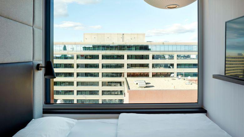"citizenM Washington DC Capitol hotel Exterior. Images powered by <a href=""http://www.leonardo.com"" target=""_blank"" rel=""noopener"">Leonardo</a>."