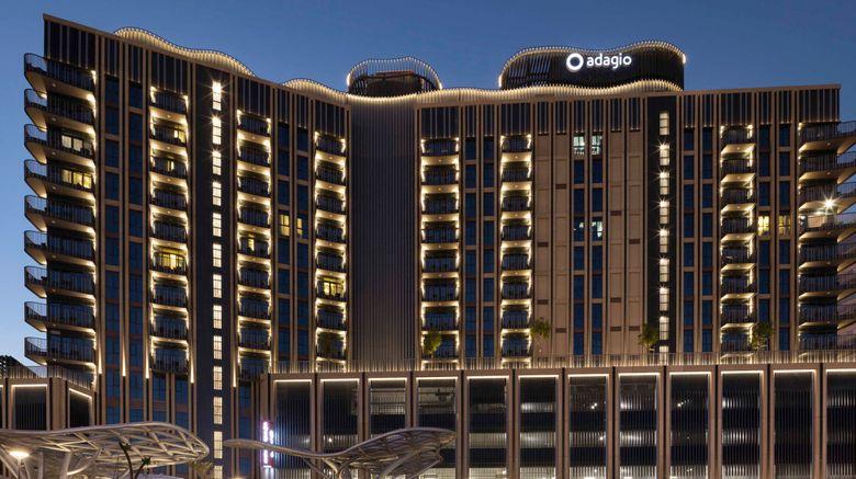 """Aparthotel Adagio Dubai Deira Exterior. Images powered by <a href=""""http://www.leonardo.com"""" target=""""_blank"""" rel=""""noopener"""">Leonardo</a>."""