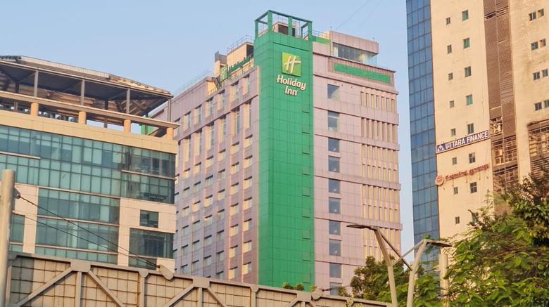 "Holiday Inn Dhaka City Centre Exterior. Images powered by <a href=""http://www.leonardo.com"" target=""_blank"" rel=""noopener"">Leonardo</a>."