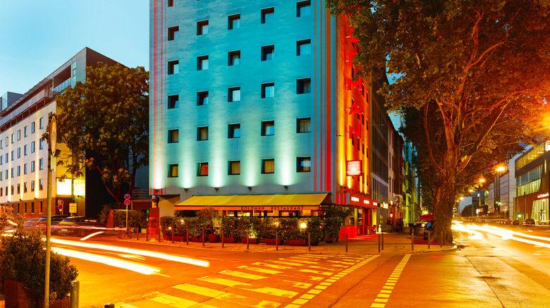 "25hours Hotel The Goldman Exterior. Images powered by <a href=""http://www.leonardo.com"" target=""_blank"" rel=""noopener"">Leonardo</a>."