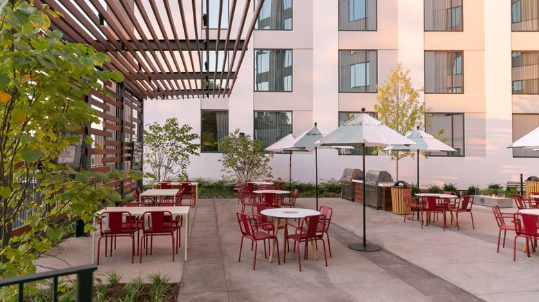 """TownePlace Suites Downtown/Capitol Dist Exterior. Images powered by <a href=""""http://www.leonardo.com"""" target=""""_blank"""" rel=""""noopener"""">Leonardo</a>."""