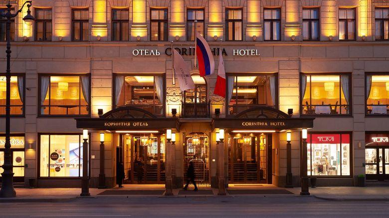 "Corinthia Hotel St Petersburg Exterior. Images powered by <a href=""http://www.leonardo.com"" target=""_blank"" rel=""noopener"">Leonardo</a>."