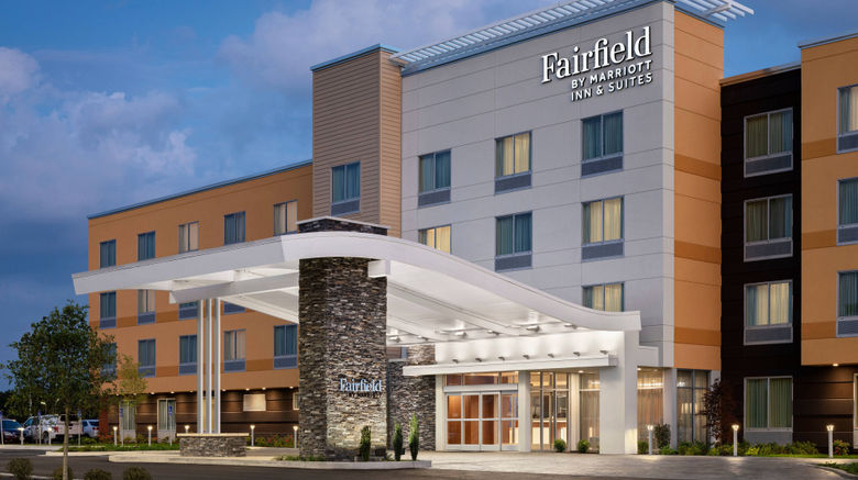 """Fairfield Inn  and  Suites Amarillo Downtown Exterior. Images powered by <a href=""""http://www.leonardo.com"""" target=""""_blank"""" rel=""""noopener"""">Leonardo</a>."""