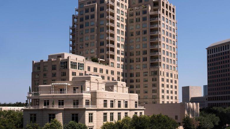 "The Ritz-Carlton, Dallas Exterior. Images powered by <a href=""http://www.leonardo.com"" target=""_blank"" rel=""noopener"">Leonardo</a>."