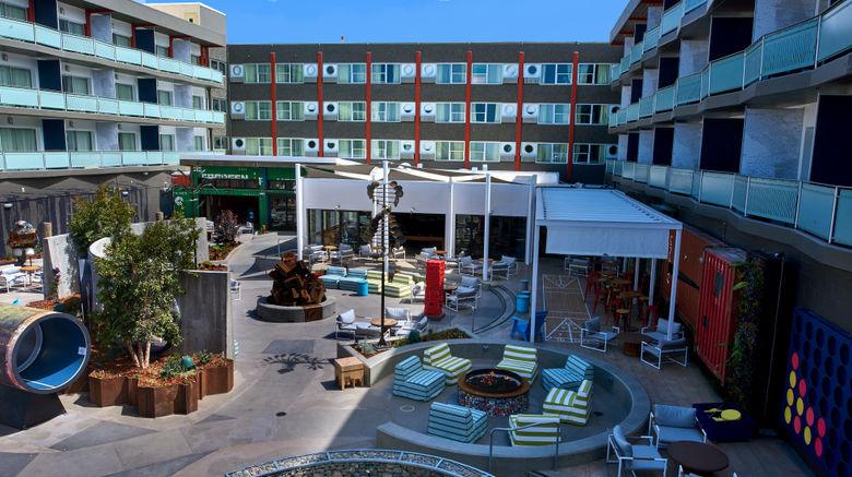 "Hotel Zephyr San Francisco Exterior. Images powered by <a href=""http://www.leonardo.com"" target=""_blank"" rel=""noopener"">Leonardo</a>."