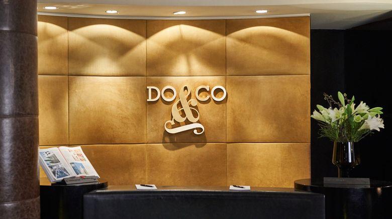 "DO  and  CO Hotel Vienna, a Design Hotel Exterior. Images powered by <a href=""http://www.leonardo.com"" target=""_blank"" rel=""noopener"">Leonardo</a>."
