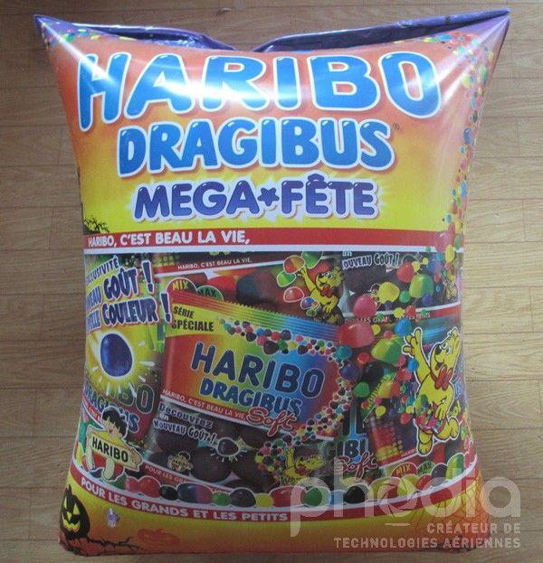 paquet dragibus haribo mega fête géant c est beau la vie