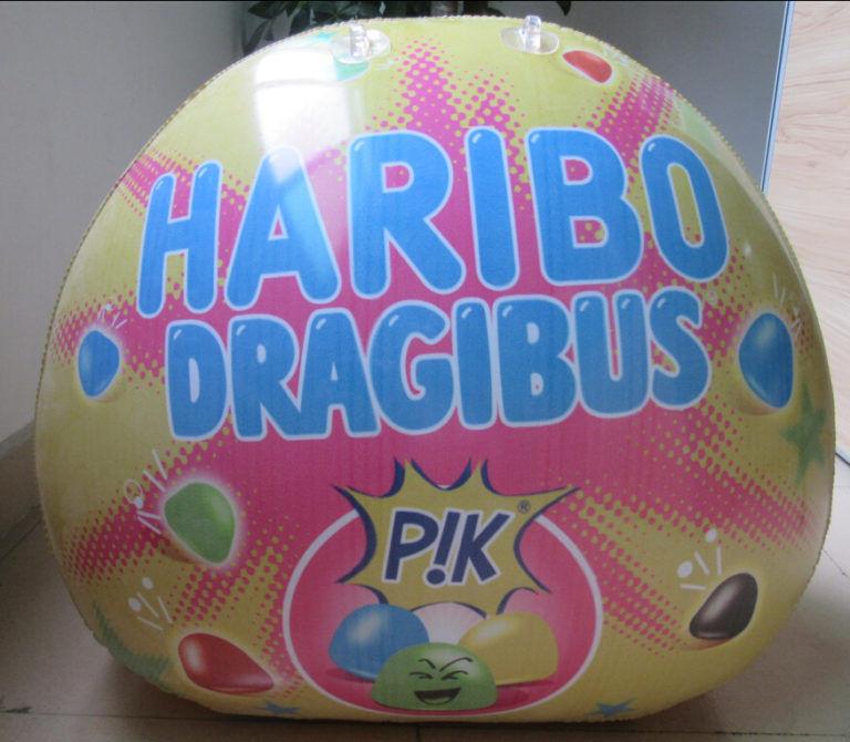 p!k dragibus haribo géant à suspendre