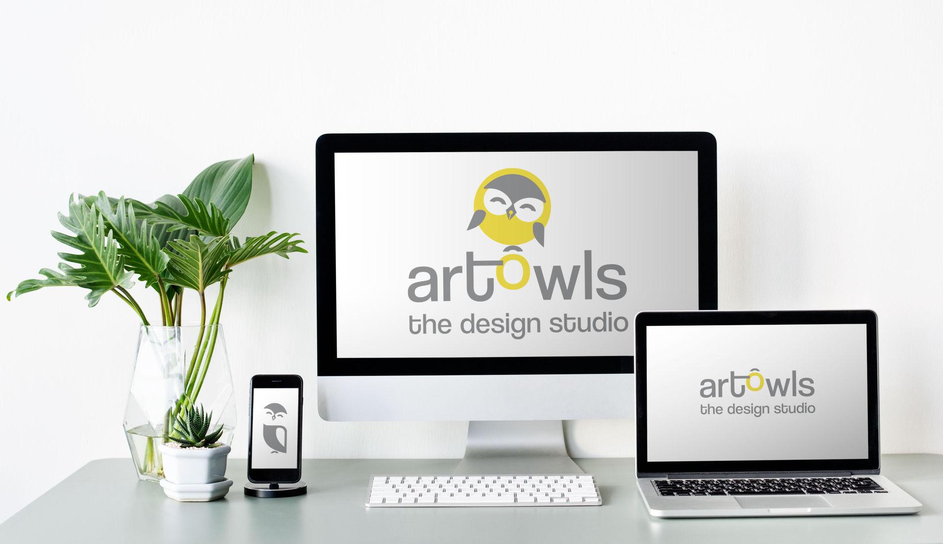 ArtOwls Website Design