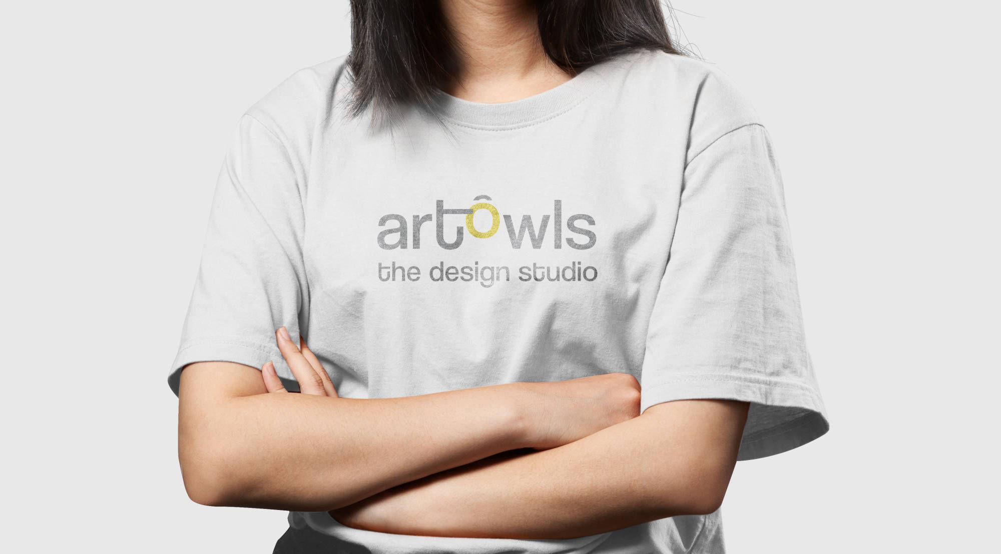 ArtOwls T-Shirt Design