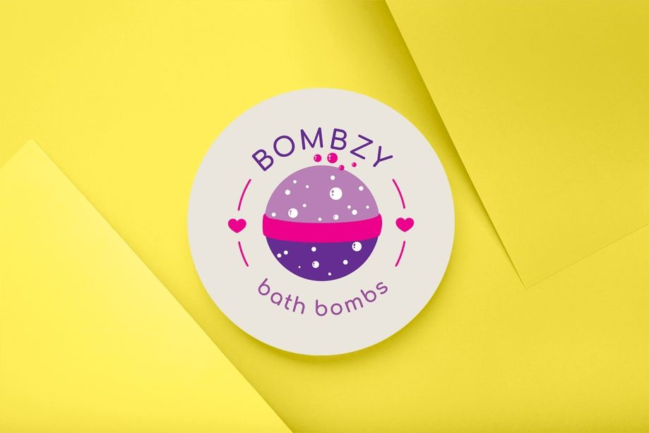 Bombzy Logo Design by ArtOwls
