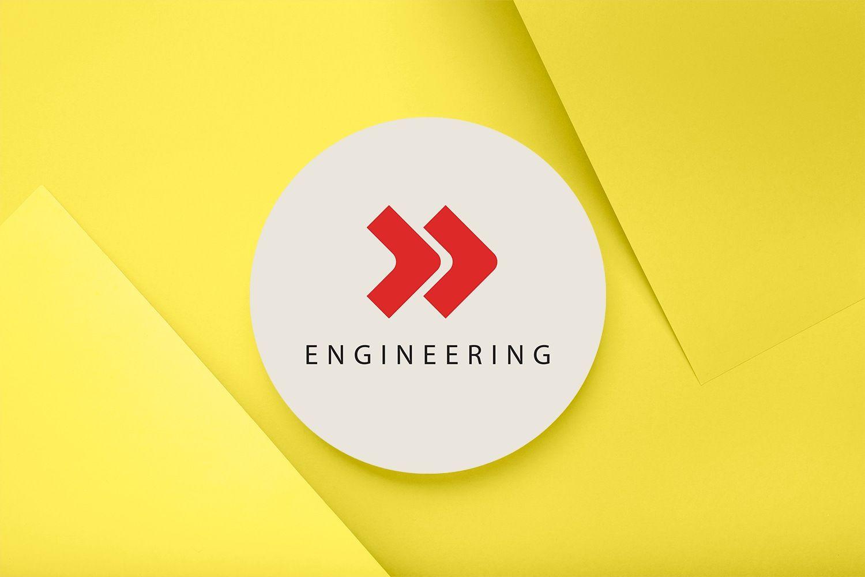 JJ Engineering Logo Design by ArtOwls