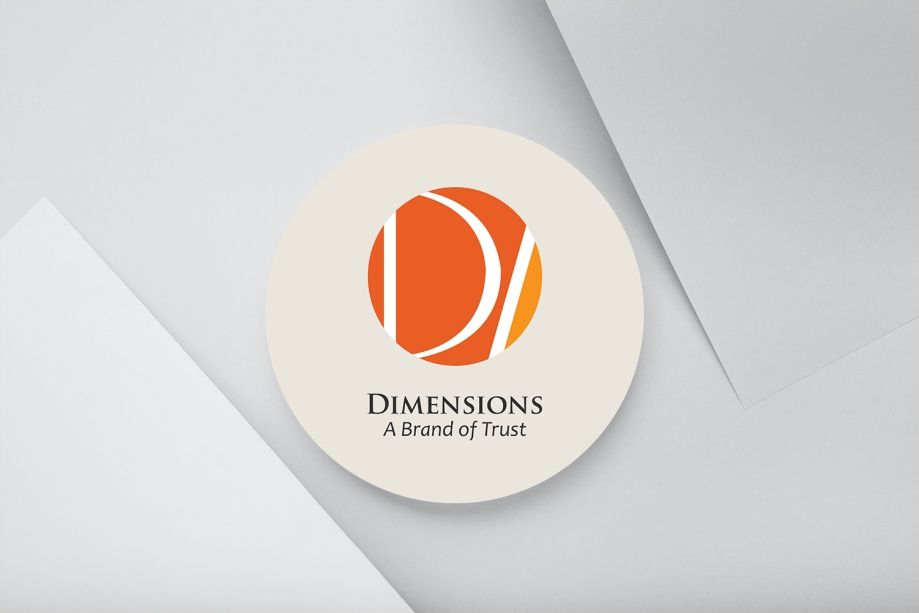 Dimensions Interior Logo Design by ArtOwls
