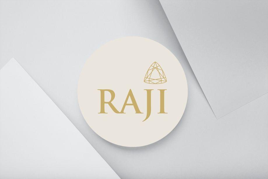 Raji Logo Design by ArtOwls