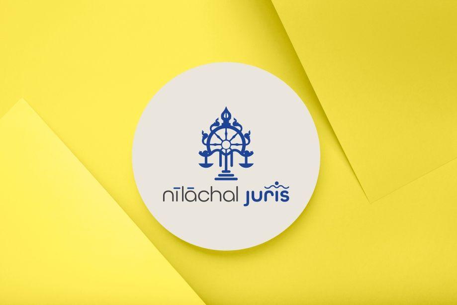 Nilachal Juris Logo Design by ArtOwls