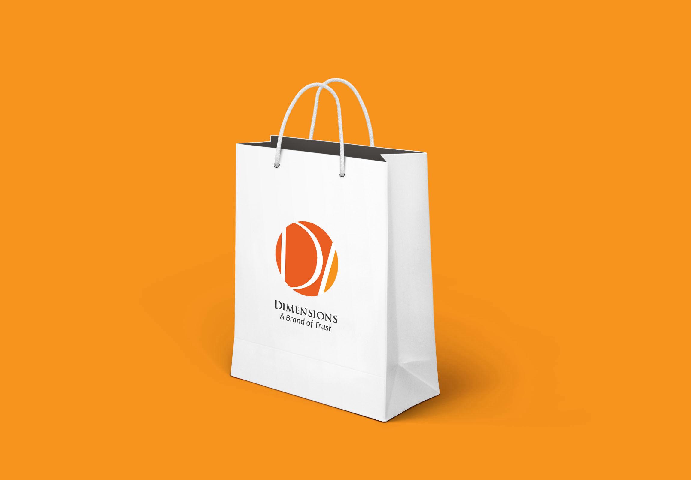 Paper Bag Design by ArtOwls