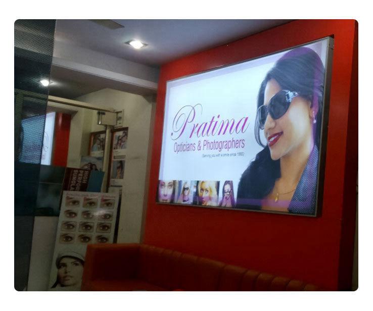 Pratima Signage Design
