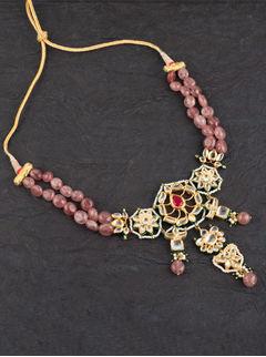 Kundan Intricate Necklace