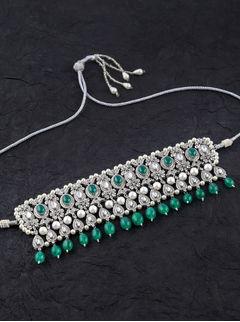 Nizami Emerald Choker