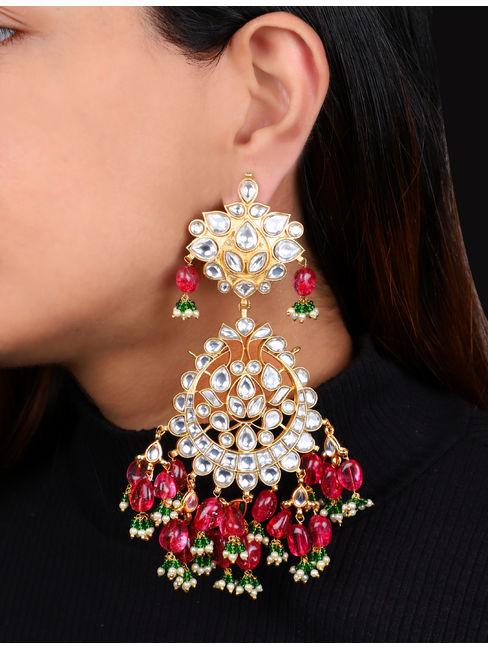 Blush Jadai Earrings