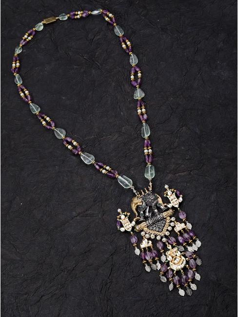 Amethyst Matang necklace