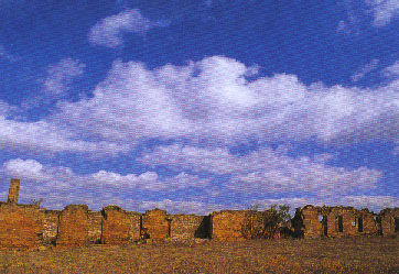 Picture of Ruins at Fort Chadbourne