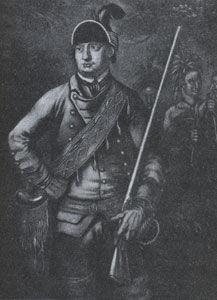 Picture of Major Robert Rogers