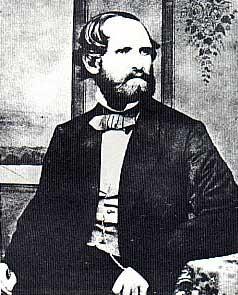 Picture of Ranger Captain Ben McCulloch