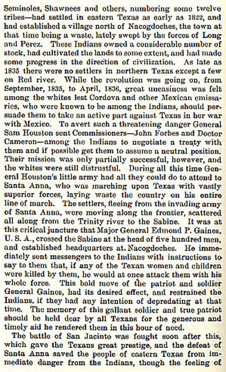 The Cherokee War story by WIlbarger