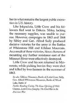 Story of the Minnesota Sioux Uprising