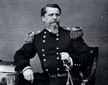 Picture of Maj. Gen. Winfield Scott Hancock