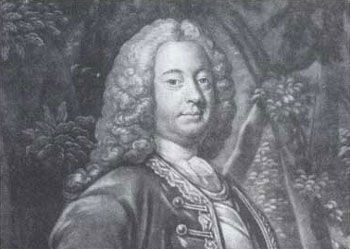 Picture of Sir William Johnson