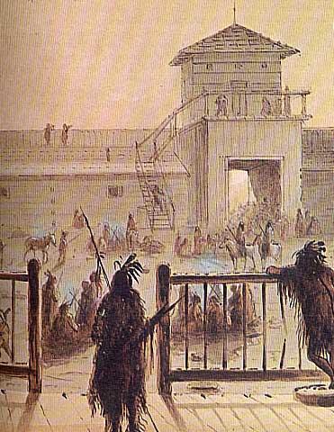 Picture of Fort Laramie