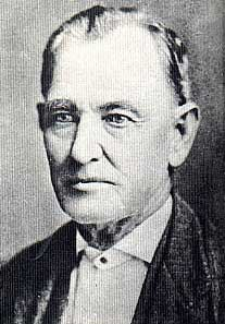 Picture of General Henry E. McCulloch