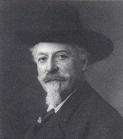 """Picture of William Frederic """"Buffalo Bill"""" Cody"""