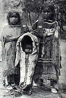 Picture of Kiowa Children