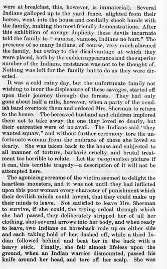 Massacres in Parker County story from the book Indian Depredations in Texas by J. W. Wilbarger