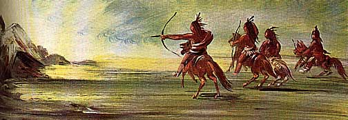 Picture of Plains Warriors