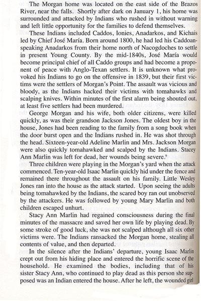 Morgan Massacre & Bryant's Defeat