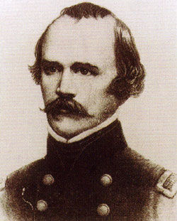 Picture of Colonel Albert Sidney Johnston