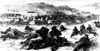 Picture of Beecher's Island Battle