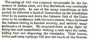 Ben McCulloch by Wilbarger